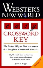Easy Crossword Key, Webster's New