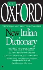 Oxford New Italian Dictionary (USED)