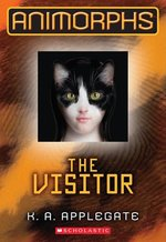 Animorphs #2 The Visitor (USED)