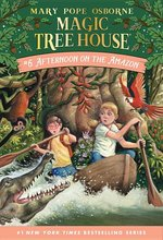 Afternoon on the Amazon (Magic Tree House #6) (USED)