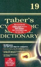 Taber's Cyclopedic Medical Dictionary; Edition 19 (USED)