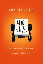 48 Days to the Work You Love (USED)