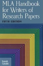MLA Handbook for Writers of Research Papers (USED)