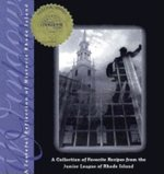 A Tasteful Reflection of Historic Rhode Island; A Collection of Tasteful Recipes from the Junior League of RI (USED)
