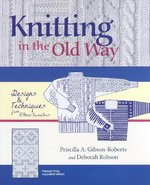 Knitting in the Old Way (USED)