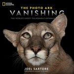 National Geographic the Photo Ark Vanishing: The World's Most Vulnerable Animals ( The Photo Ark ) (USED)