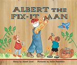 Albert the Fix-it Man (USED)