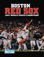 Boston Red Sox 2007 World Series Champions (USED)