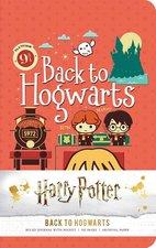 Back to Hogwarts Harry Potter Pocket Journal