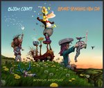 Bloom County Brand Spanking New Day