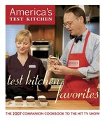America's Test Kitchen; Test Kitchen Favorites (USED)