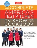 America's Tests Kitchen TV Show Cookbook Season 01/Season 19 (USED)