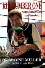 Kid Number One: Alan Hassenfeld and Hasbro (PRE-ORDER)