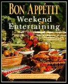 Bon Appetit Weekend Entertaining (USED)