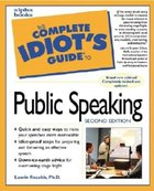 Complete Idiot's Guide to Public Speaking (USED)