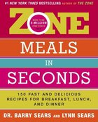 Zone Meals in Seconds (USED)