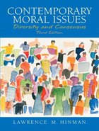 Contemporary Moral Issues (USED)