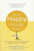 What Happy People Know (USED)