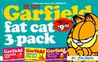 The Sixth Garfield Fat Cat 3-Pack (USED)