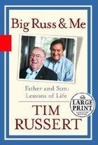 Big Russ & Me- Large Print (USED)