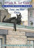 Jane On Her Own; A Catwings Tale (USED)