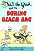 Nate the Great and the Boring Beach Bag (Book 10) (USED)