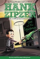 Hank Zipper; The World's Greatest Underachiever: Day of the Iguana (USED)