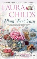 Plum Tea Crazy ( Tea Shop Mystery #19 ) (USED)