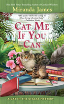 Cat Me If You Can (Cat in the Stacks Mystery) (USED)