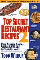 Top Secret Restaurant Recipes 2 (USED)