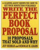 Write the Perfect Book Proposal (USED)