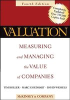 Valuation: Measuring and Managing the Value of Companies (USED)