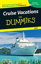 Cruise Vacations for Dummies 2007 (USED)