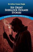 Six Great Sherlock Holmes Stories (USED)