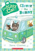 Clover the Bunny (Dr. Kitty Cat #2) (USED)