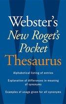 Webster's New Roget's Pocket Thesaurus