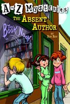 A to Z Mysteries: The Absent Author (USED)