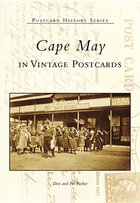 Cape May in Vintage Postcards (USED)