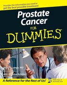 Prostate Cancer for Dummies (USED)