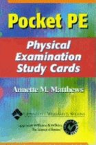Pocket PE Physical Examination Study Cards (USED)