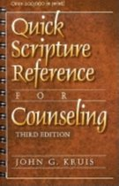 Quick Scripture Reference for Counseling (USED)