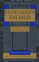 Everyman's Talmud; The Major Teachings of the Rabbinic Sages (USED)