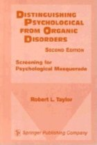 Distinguishing Psychological from Organic Disorders: Screening for Psychological Masquerade (USED)