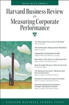 Harvard Business Review on Measuring Corporate Performance (USED)