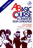 A Basic Course in American Sign Language (USED)
