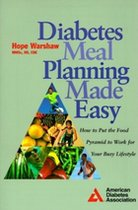 Diabetes Meal Planning Made Easy (USED)