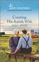 Courting His Amish Wife (USED)
