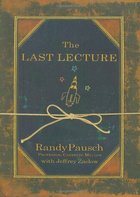 The Last Lecture (USED)