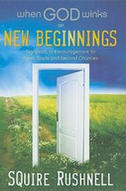 When God Winks on New Beginnings; Signposts and Encouragement for Fresh Starts and Second Chances (USED)