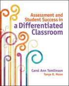 Assessment and Student Success in a Differentiated Classroom (USED)